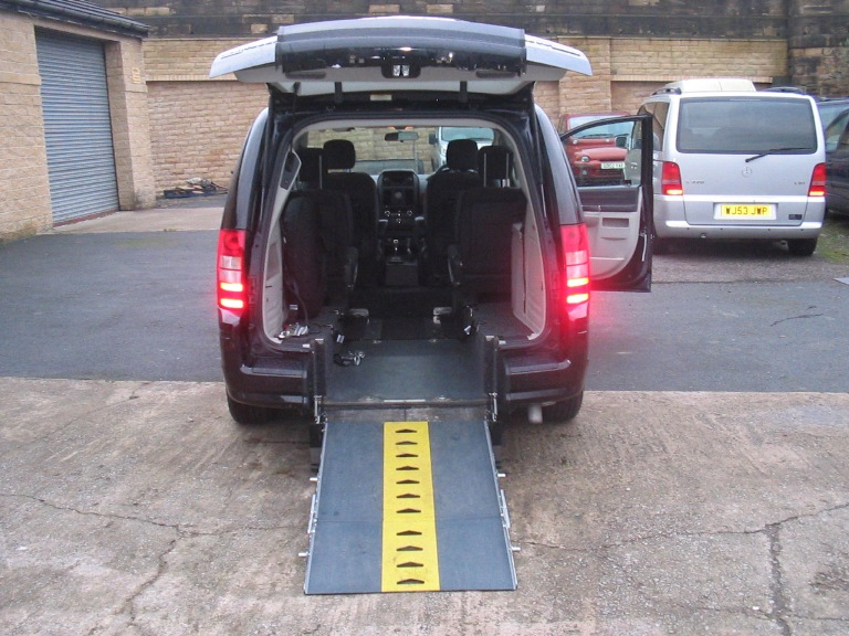 Wheelchair Accessible Vehicles Uk