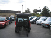RENAULT KANGOO AUTHENTIQUE WHEELCHAIR ACCESS VEHICLE
